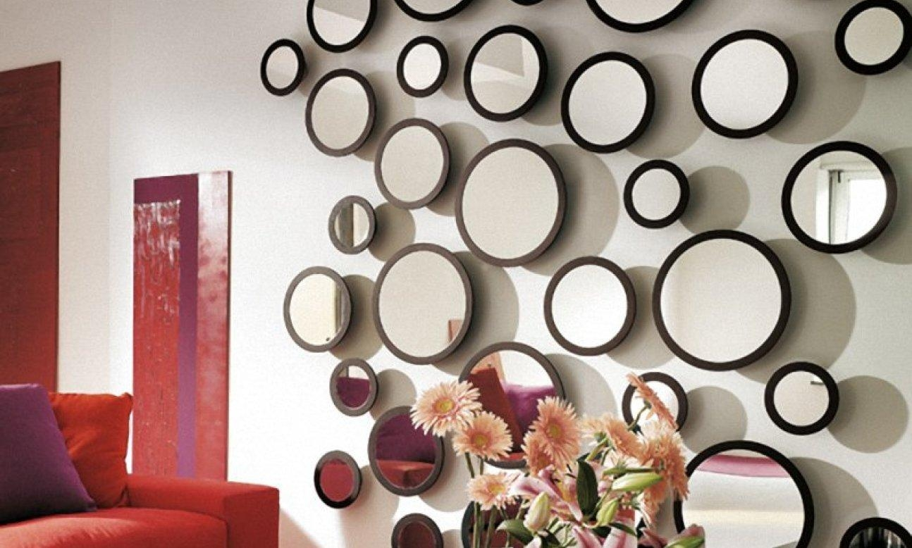 Mirror : Perfect Decorative Wall Mirrors For Living Room Stunning Inside Large Fancy Wall Mirrors (Image 14 of 20)