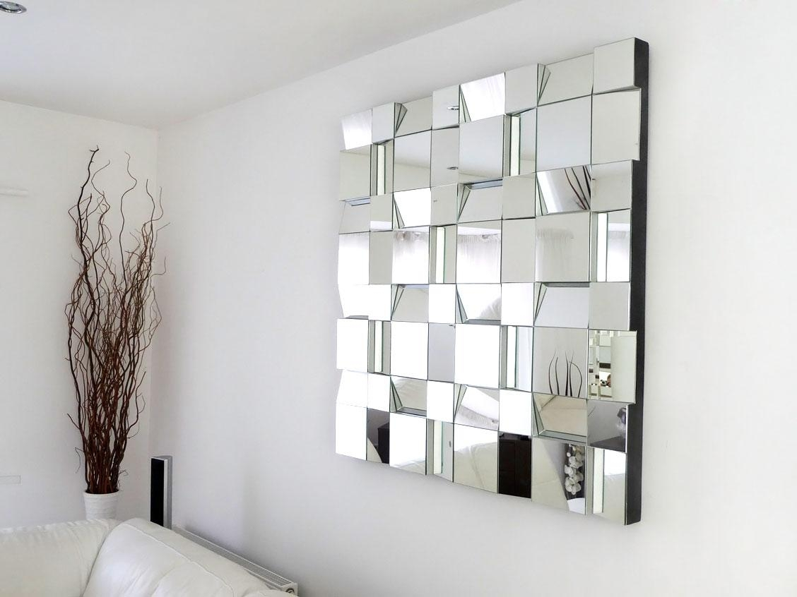 Mirror Wall Décor For Bedroom — Unique Hardscape Design For Large Cheap Wall Mirrors (View 12 of 20)