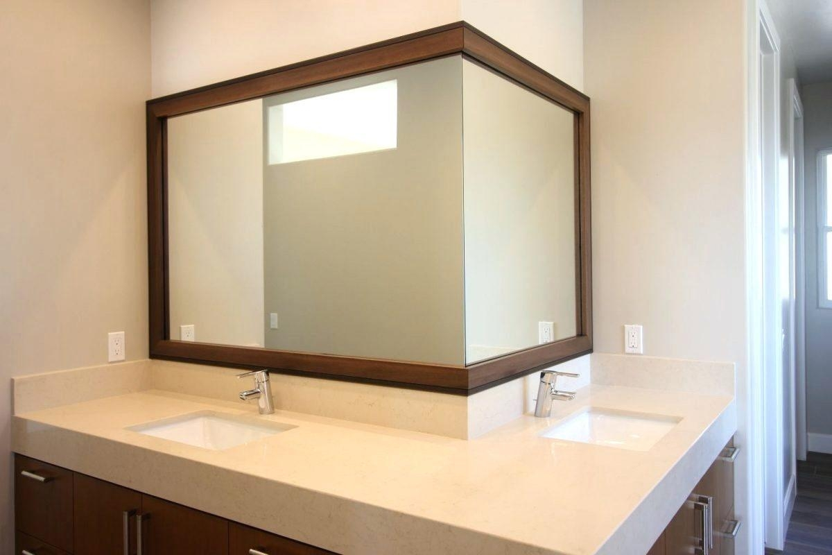 Mirrors : Custom Mirror Design Custom Made Bathroom Mirrors Sydney Pertaining To Houston Custom Mirrors (Image 14 of 20)