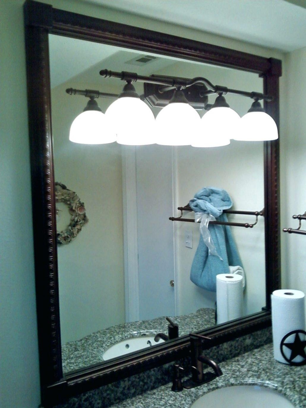 Mirrors : Custom Mirror Design Custom Made Bathroom Mirrors Sydney With Houston Custom Mirrors (Image 16 of 20)