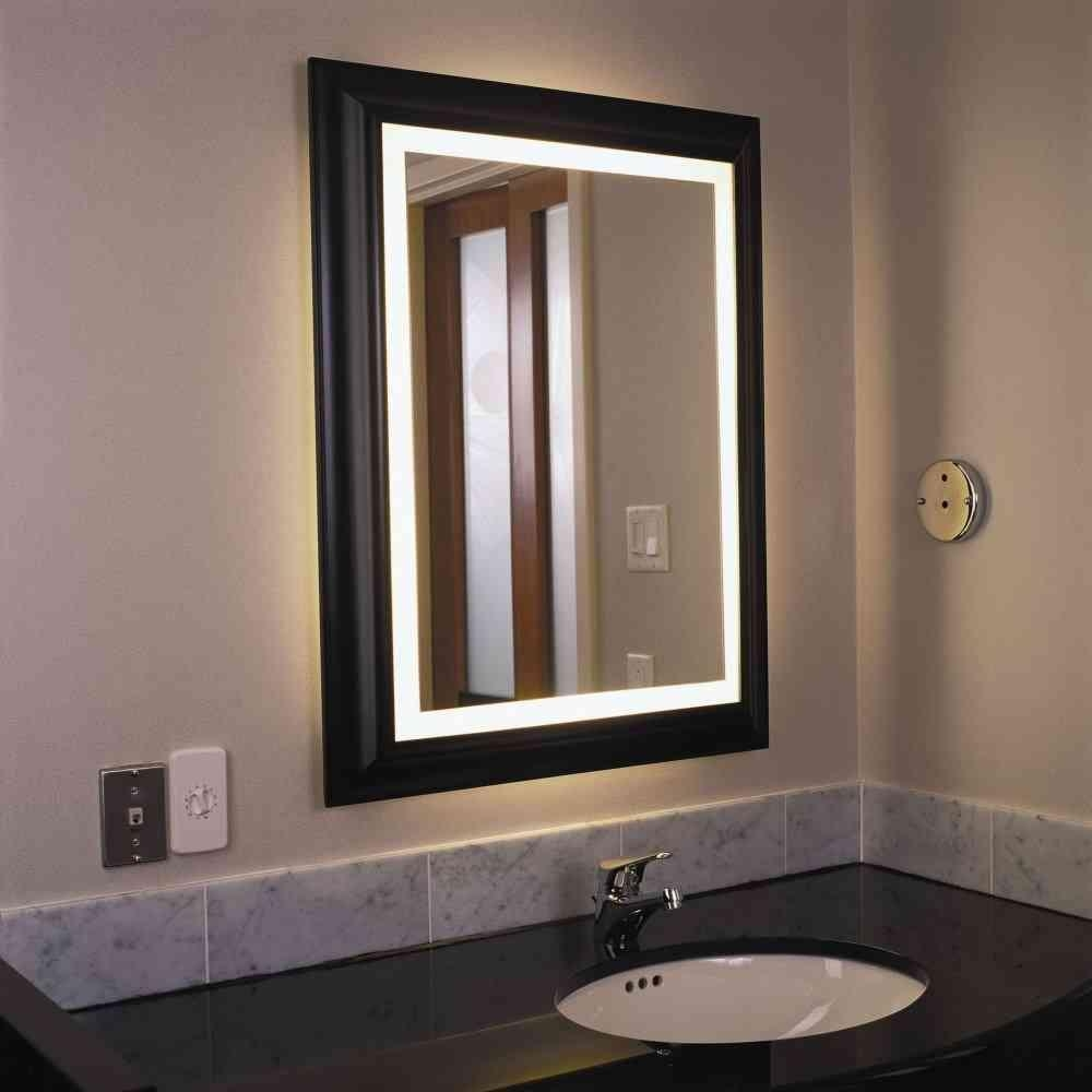 Mirrors For Living Room Walls Bathroom Mirror Glass Large Mirror With Fancy Bathroom Wall Mirrors (Image 13 of 20)