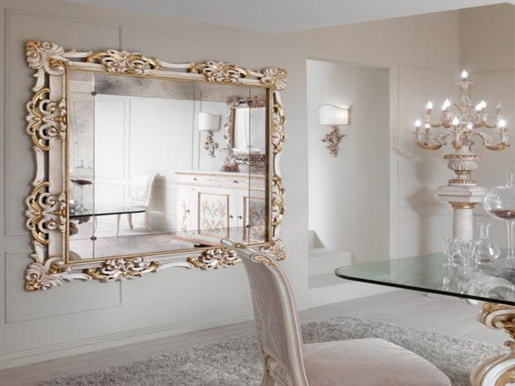 Firebrandcattery Creating Oversized Wall Mirrors: 20 Photos Large Cheap Wall Mirrors