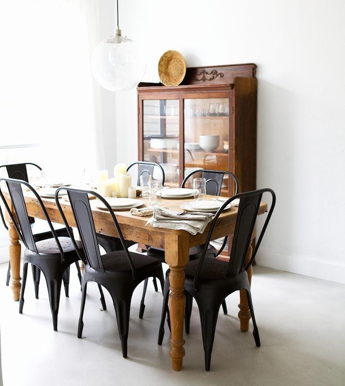 Modern Amazing Black Dining Room Chairs Best 25 Black Chairs Ideas With 2018 Dining Room Chairs Only (Image 15 of 20)