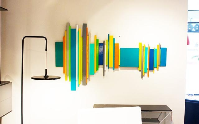 Modern Corporate Art | Rosemary Pierce | Wall Sculptures Intended For Corporate Wall Art (View 5 of 20)