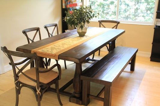 Modern Design Greyson Dining Table Awesome Rustic Java Greyson For 2018 Java Dining Tables (Image 18 of 20)