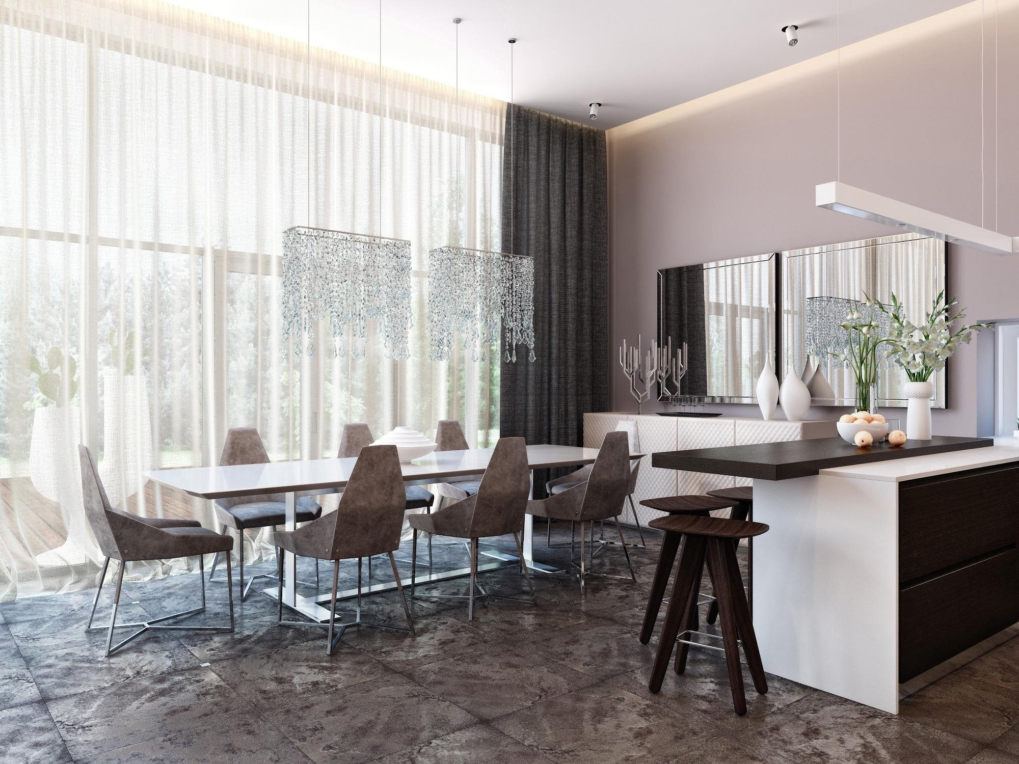 Modern Dining Room Mirrors – Alliancemv Pertaining To Dining Mirrors (View 18 of 20)