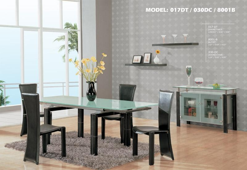 Modern Dining Room Sets Chairs | Eva Furniture For Recent Contemporary Dining Room Chairs (Image 17 of 20)