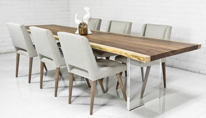 Modern Dining Tables With Modern Dining Furniture Modern Dining Intended For Modern Dining Sets (Image 18 of 20)