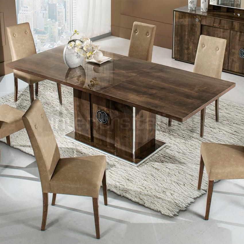 Modern Italian Dining Table | Modern Italian Dining Room … – The Intended For Current Italian Dining Tables (View 12 of 20)