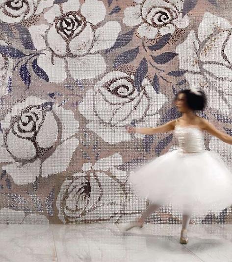Modern Italian Mosaics Design – Sicis Throughout Italian Mosaic Wall Art (Image 16 of 20)