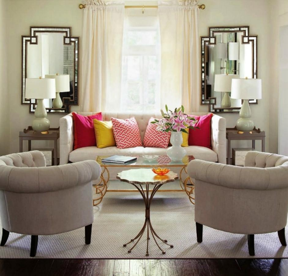Modest Decoration Mirrors For Living Room Peachy Design Ideas Within Decorative Living Room Wall Mirrors (Image 17 of 20)