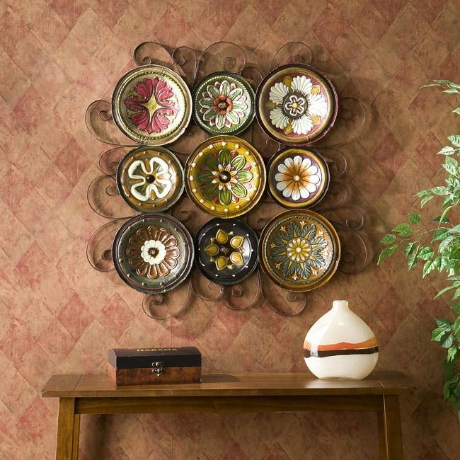 Modest Ideas Italian Wall Art Surprising Inspiration Bologna Grid Throughout Italian Plates Wall Art Sets (Image 16 of 20)