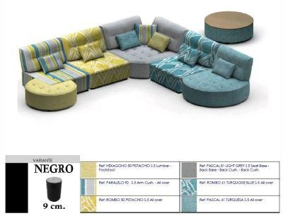 Modular Mahjong Style Sofas Throughout Mahjong Sofas (Image 16 of 20)