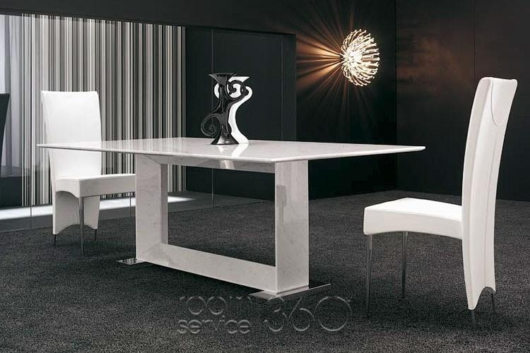 Monaco Modern Italian Dining Tablecattelan Italia Intended For Most Recently Released Monaco Dining Sets (Image 19 of 20)