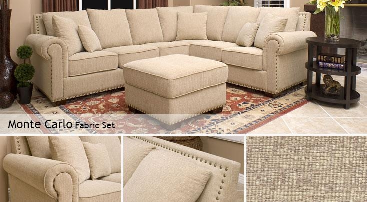 Monte Carlo | Costco Regarding Costco Sectional Sofas (View 12 of 20)