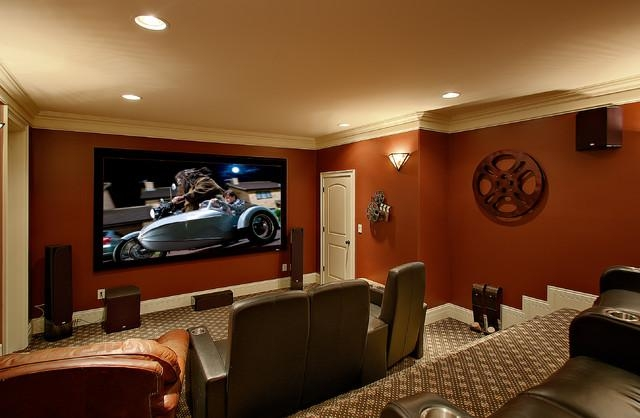Movie Reel Art | Houzz Throughout Movie Reel Wall Art (View 12 of 20)