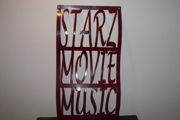 Movie Themed Wall Art – Xtremetals Intended For Movie Themed Wall Art (View 16 of 20)