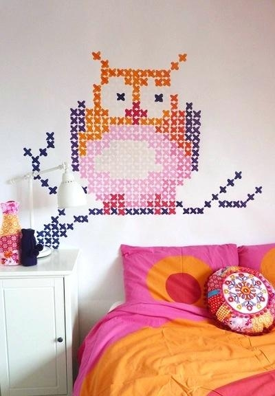 Murals | Creative Kids' Room Wall Art | Kidspace Interiors Throughout Wall Art For Teens (Image 12 of 20)