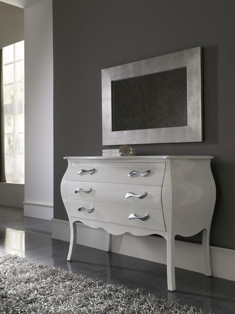 Nelly 621 White, M95, C95, E96, B5, S95, Modern Bedrooms, Bedroom With Modern Bedroom Mirrors (Photo 8 of 20)