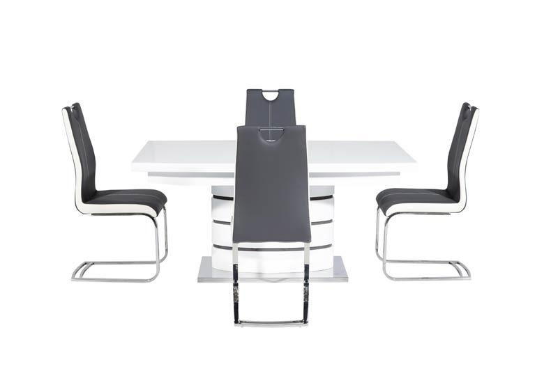 New Soho White Extending Dining Table – Scs Throughout Most Up To Date Scs Dining Room Furniture (Image 15 of 20)
