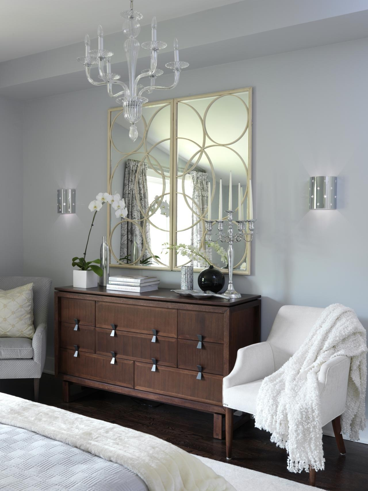 Nice Modern Master Bedroom Mirrors For Dresser Ideas Awesome Pertaining To Modern Bedroom Mirrors (Image 16 of 20)