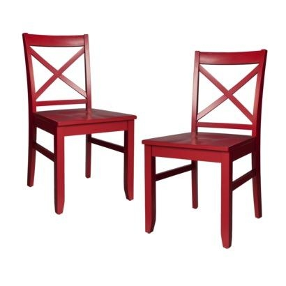 Nice Red Dining Chairs – Living Room With Regard To Most Recent Red Dining Chairs (View 17 of 20)