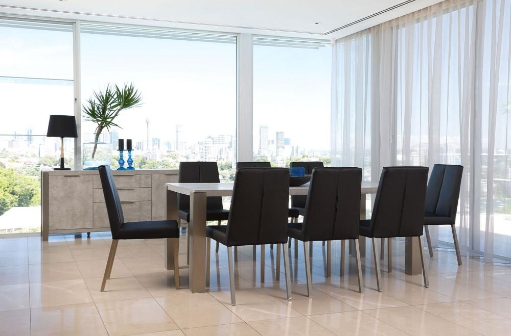Nine Dining Room Suites To Get You Inspired | Harvey Norman Australia In Recent Modern Dining Suites (Image 19 of 20)