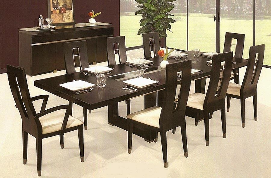 Nova Dining Set | Modern Dining In Most Current Dining Sets (View 17 of 20)