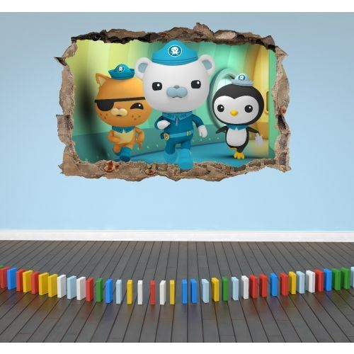 Nursery Pertaining To Octonauts Wall Art (View 12 of 20)