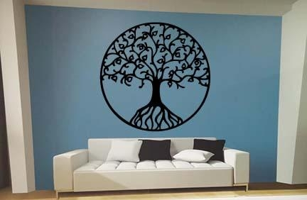 Featured Image of Tree Of Life Wall Art Stickers