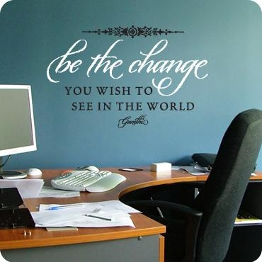 Office Quotes & Wall Art | Business & Home Office Wall Quotes In Inspirational Wall Decals For Office (Image 13 of 20)