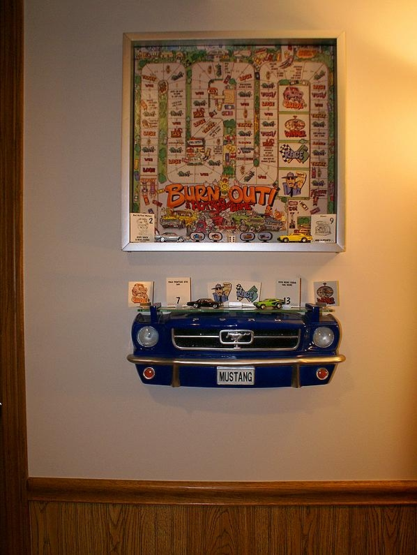 On The Wall: Board Game As Art | Game Room Ideas | Boardgamegeek Within Board Game Wall Art (Image 14 of 20)