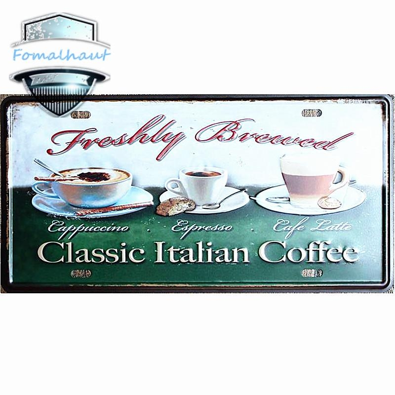 Online Get Cheap Italian Coffee Sign  Aliexpress | Alibaba Group Pertaining To Italian Coffee Wall Art (Image 13 of 20)