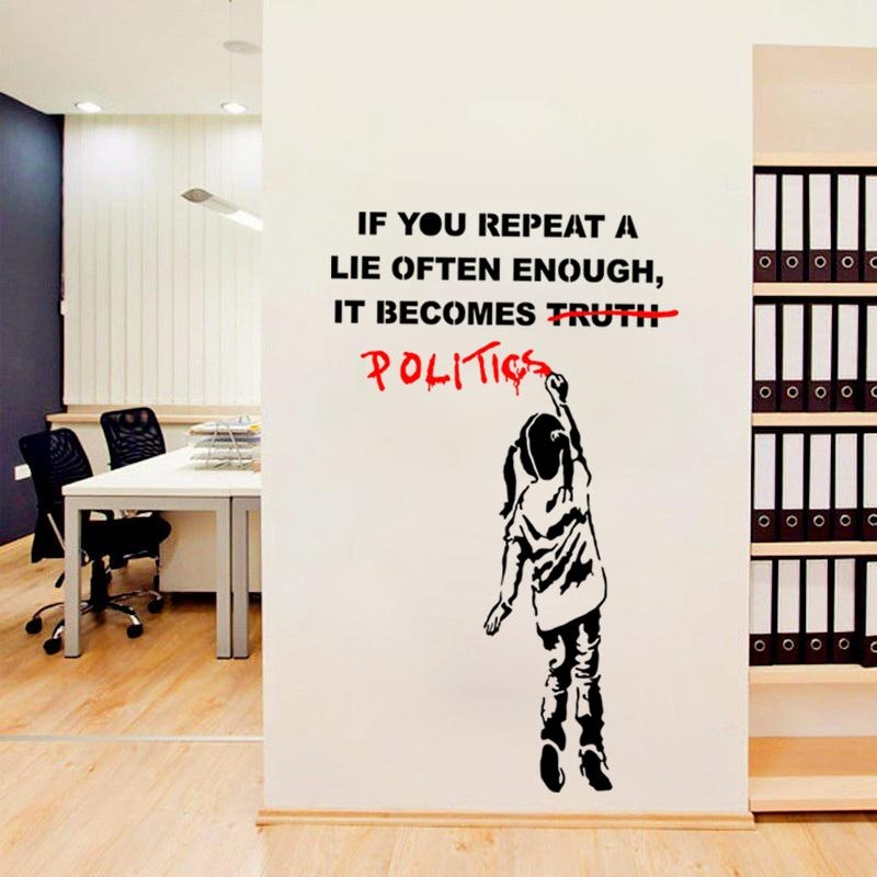 Online Get Cheap Sticker Art Graffiti  Aliexpress | Alibaba Group In Street Wall Art Decals (Image 11 of 20)