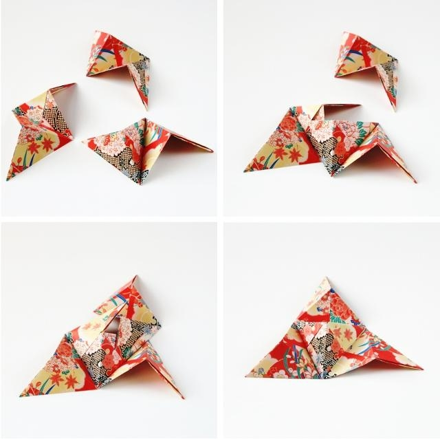 Origami Wall Art Diy Things Ive Made From Things Ive Pinned Diy 3D Pertaining To Diy Origami Wall Art (Image 16 of 20)