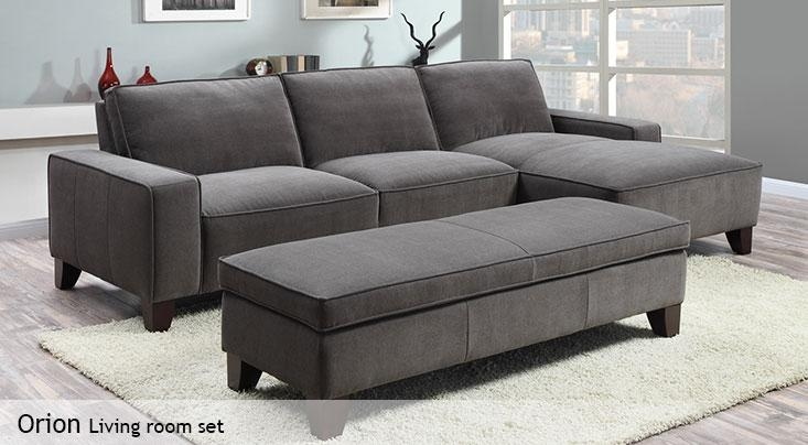 Orion | Costco For Costco Sectional Sofas (View 11 of 20)