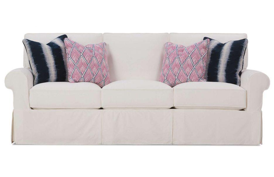 Ottoman : Splendid Rowe Furniture Slipcovers Chair And Ottoman Within Rowe Slipcovers (View 19 of 20)