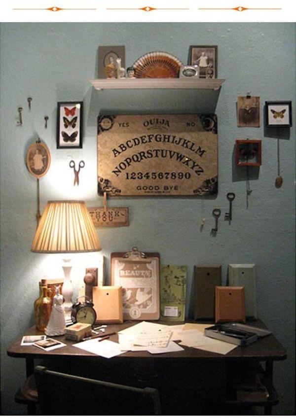Featured Image of Ouija Board Wall Art