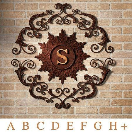 Outdoor Metal Wall Art Interest Outdoor Metal Wall Decor – Home Pertaining To Metal Wall Art For Outdoors (View 10 of 20)