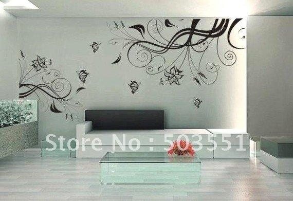 Paid Product Art Deco Wall Decals Packaging Safe From Damage Intended For Art Deco Wall Decals (Image 16 of 20)
