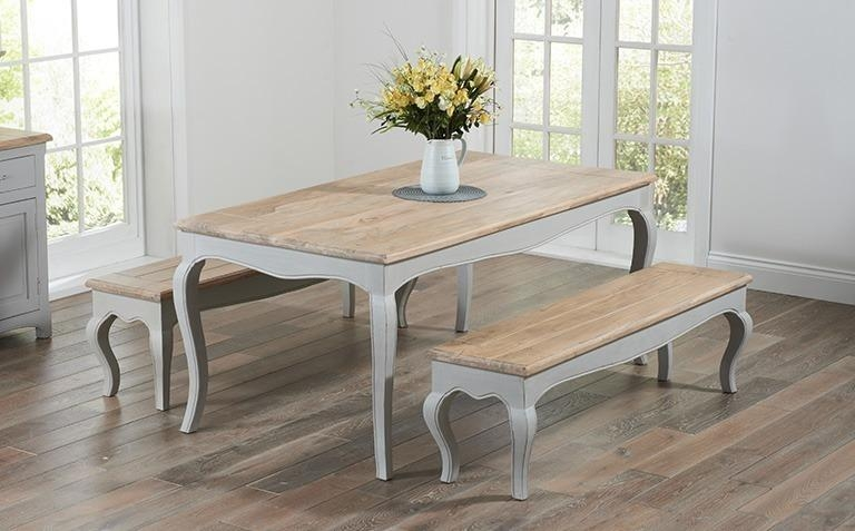 Painted Dining Table Sets | Great Furniture Trading Company | The Intended For Newest Painted Dining Tables (View 17 of 20)