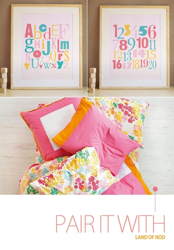 Pair With Archives – Trendy Peastrendy Peas With Land Of Nod Wall Art (Image 10 of 20)