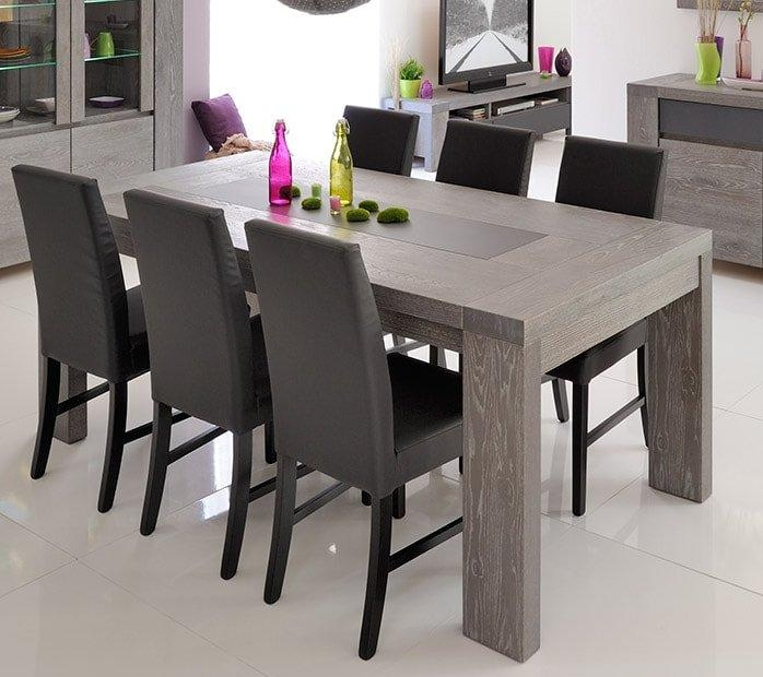 Parisot Bristol Extendable Dining Table & Reviews | Wayfair With Regard To Most Popular Extendable Dining Sets (Image 14 of 20)