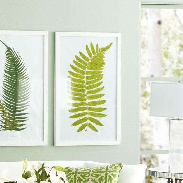 Perennial Fern Prints Â?? Hawaiian – Wall Art – Wisteria With Regard To Hawaiian Wall Art (Image 11 of 20)