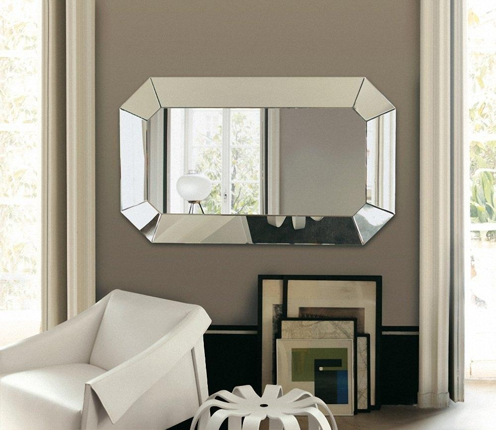 Beau Featured Image Of Modern Living Room Mirrors