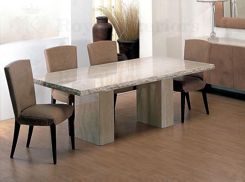 Perfect Ideas Stone Dining Table Chic Dining Table Art5073 | All Regarding Recent Stone Dining Tables (Image 10 of 20)