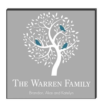Personalized Wall Art | Memorable Gifts Intended For Personalized Family Wall Art (Image 15 of 20)