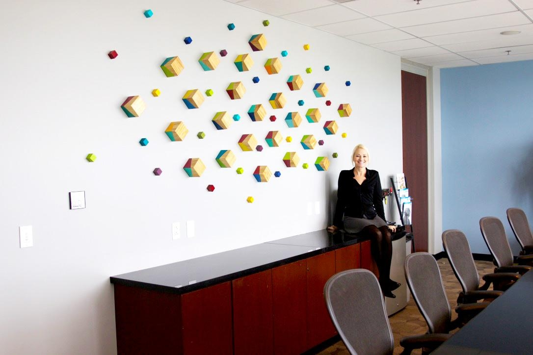 Perspectives | Custom Corporate Art | Rosemary Pierce Modern Art Within Corporate Wall Art (View 12 of 20)