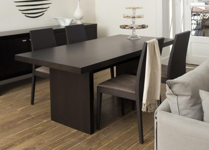 Perth Contemporary Dining Table , Dining Tables, Go Modern With Most Current Perth Dining Tables (Image 16 of 20)