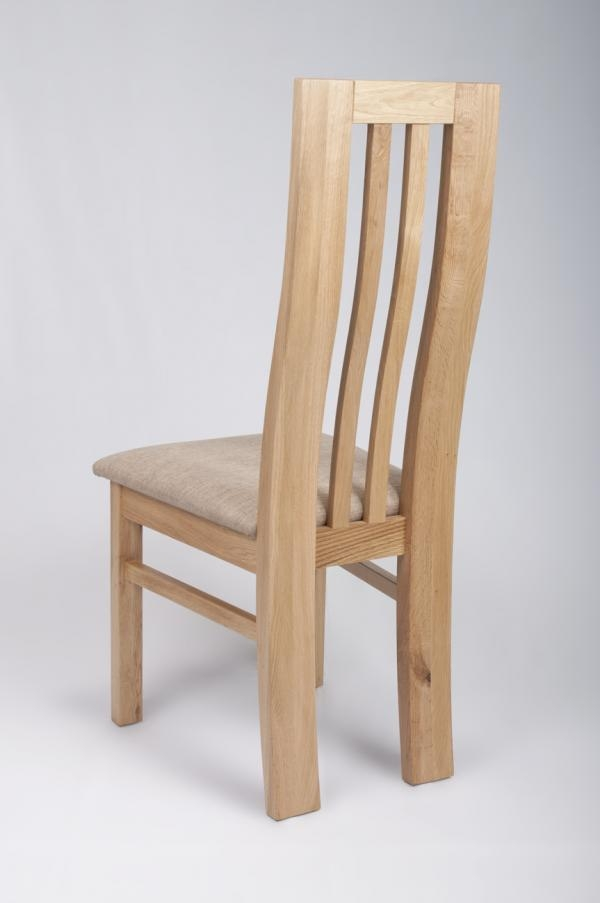 Phoenix High Back Oak Dining Chair [Sha Phnx Dco] – £ (View 19 of 20)